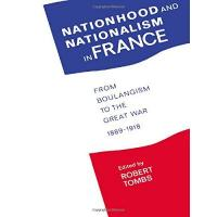 Französische Ligue 1 Nationhood and Nationalism in France: From Boulangism to the Great War 1889-1918