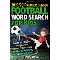 Watford Football Word Search for Kids: 2019/20 Premier League