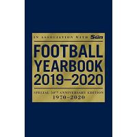 Englische Premier League The Football Yearbook 2019-2020 in association with The Sun - Special 50th Anniversary Edition