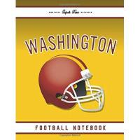 Washington Football Team Washington Football: American Football Journal / Notebook /Diary to write in and record your thoughts.