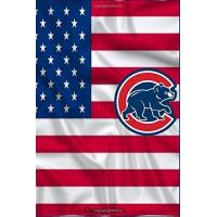 Chicago Cubs Chicago Cubs notebook - MLA Fan Essential: A lined notebook for the Chicago Cubs fan, Baseball, sport notebook, journal, notepad, diary