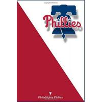 Philadelphia Phillies Philadelphia Phillies notebook - MLA Fan Essential: Notebook for Baseball Fans. Blank Lined Planner Journal Diary, Journal to Write in for Men & Woman
