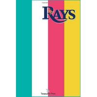 Tampa Bay Rays Tampa Bay Rays notebook - MLA Fan Essential: Tampa Bay Rays Baseball Gift for Men, Women, Boys & Girls, Baseball journal, sport notebook, notepad, diary