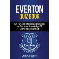 Everton Everton Quiz Book