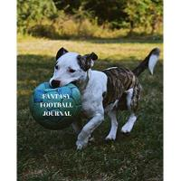 Watford Fantasy Football Journal: Plot Your Way to FPL Success with this 7.5 x 9.25 Season Diary (pit bull pup dog)