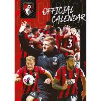 Bournemouth The Official Bournemouth Football Club 2020 Calendar