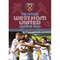 West Ham The Official West Ham United F.c. 2019 Calendar