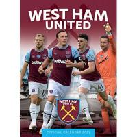 West Ham The Official West Ham F.c. 2021 Calendar