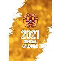 Motherwell The Official Motherwell FC Calendar 2021
