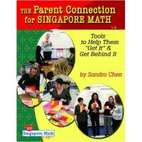 Geschenke für Fachverkäufer für Computerspiele, Multimediaprodukte und Software/in The Parent Connection for Singapore Math: Tools to Help Them Get It & Get Behind It
