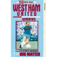 West Ham West Ham-100 Gt.Goals of the 70's [VHS]