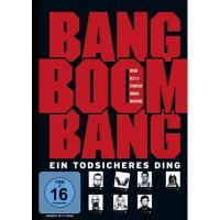 Nancy Bang Boom Bang - Ein todsicheres Ding