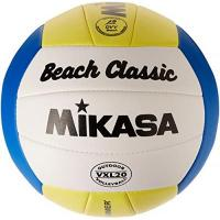 BERLIN RECYCLING Volleys MIKASA Beachvolleyball Beach Classic, Mehrfarbig, 5
