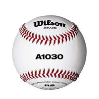 Baseball Wilson WTA1030B Baseball Official League Weiß One Size