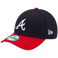 Atlanta Braves New Era Herren League Baseball-Cap, Atlanta Braves, One Size (herstellergröße: One Size)