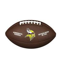 Arizona Cardinals WILSON NFL Team Logo Composite Fußball, Minnesota Vikings, Official