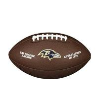 Baltimore Ravens WILSON NFL Team Logo Composite Fußball, Baltimore Ravens, Official