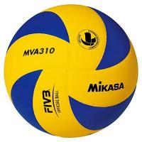 WWK Volleys Herrsching MIKASA Mva 310 Volleyball Ball, Mehrfarbig, 5