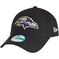 Baltimore Ravens New Era 9Forty Cap - NFL League Baltimore Ravens schwarz