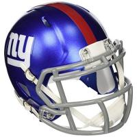 New York Giants NFL Riddell Football Speed Mini Helm New York Giants