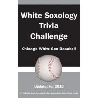 Chicago White Sox White Soxology Trivia Challenge: Chicago White Sox Baseball (English Edition)