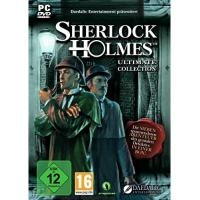 Hobby Geschenke: Computerspiele Sherlock Holmes (Ultimate Collection)