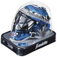 Winnipeg Jets Franklin Sports Eishockey-Sammelartikel Torwart-Helm Mini, Design: Logo Einer NHL-Mannschaft, 7784F34, Winnipeg Jets