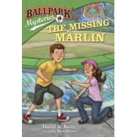 Miami Marlins Ballpark Mysteries #8: The Missing Marlin (English Edition)