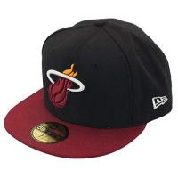 Miami Heat New Era Cap NBA Basic Miami Heat, team, 7