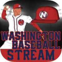 Washington Nationals Washington Baseball STREAM+