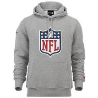 Arizona Cardinals New Era Hoody - NFL Liga Logo grau - XXL