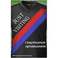 Crystal Palace Just Visiting: A grumpy old fan's journey into English football's Promised Land (English Edition)