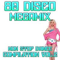 Hobby Geschenke: Disco 80 Disco Megamix Non Stop Dance Compilation Vol 2: I Love To Love / Self Control / Dance Hall Days / I'm Not Scared / Tarzan Boy / Domino Dancing / Don't Go / You Came / Who Can It Be Now / The Look / Wordy Rappinghood / Dancer / Amoureux Solita