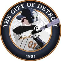 Detroit Tigers Detroit Baseball Tigers Edition