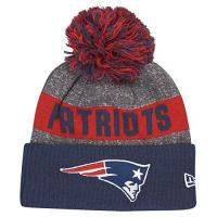 New England Patriots New Era NFL Sideline 2016 Mütze Beanie New England Patriots