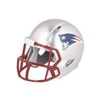 New England Patriots Riddell New England Patriots Originalnachbildung Speed Pocket Pro Micro/Kamerahandys/Mini Football Helm