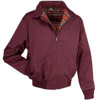 Bordeaux Brandit Canterbury Jacke Bordeaux - 3XL