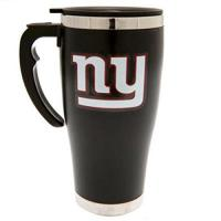 New York Giants Forever Collectibles NFL Football New York NY Giants Travel Mug Thermotasse Kaffeetasse Tasse
