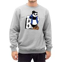 Geschenke aus Berlin-Spandau Berlin Bear Sweater Grey Certified Freak-M