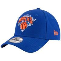 New York Mets New Era Herren Kappe 9Forty New York Knicks, Blau, M, 11405599