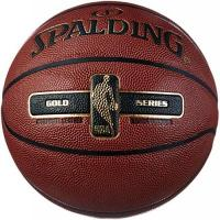 Basketball Spalding SZ.7 (76-107Z) Nba Gold In/Out Basketball Orange 7