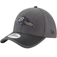 Baltimore Ravens New Era 39Thirty Cap - NFL 2017 Sideline Baltimore Ravens