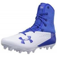 TSV St. Otmar St. Gallen Under Armour Men's Highlight Select MC Football Shoe, Team Royal (400)/White, 10