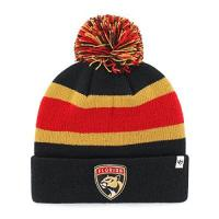 Florida Panthers 47 Brand NHL Florida Panthers Breakaway Cuff Knit Beany Hat One Size Mütze Forty Seven