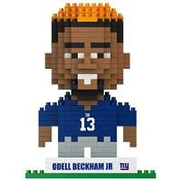 New York Giants Forever Collectibles Odell Beckham Jr. New York NY Giants NFL Football Team 3D BRXLZ Puzzle