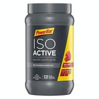 Red Star PowerBar Isoactive Red Fruit 1320g - Isotonisches Sportgetränk - 5 Elektrolyte + C2MAX