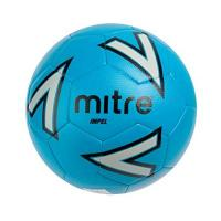 Atiker Konyaspor Mitre Impel Trainingsfußball, Blue/Silver/Black, 3