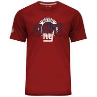 New York Giants New Era NFL NEW YORK GIANTS Fan Pack T-Shirt, Größe :L