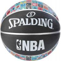 Basketball Spalding Unisex-Adult 3001531010007_7 Basketball, Multicolor, 7