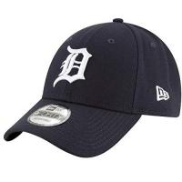 Detroit Tigers New Era 9Forty Cap - MLB League Detroit Tigers 2018 Navy